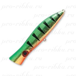 ПОППЕР HALCO ROOSTA POPPER 80, 16г, цв. R26 (Golden Green)