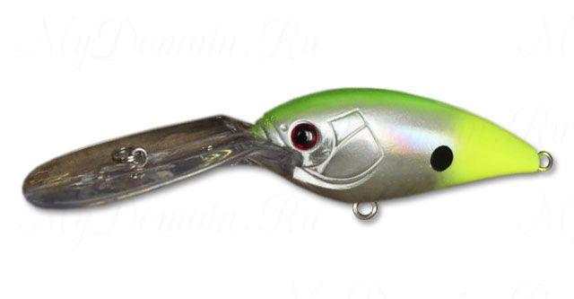 Воблер TSUYOKI PLOW 75F 261