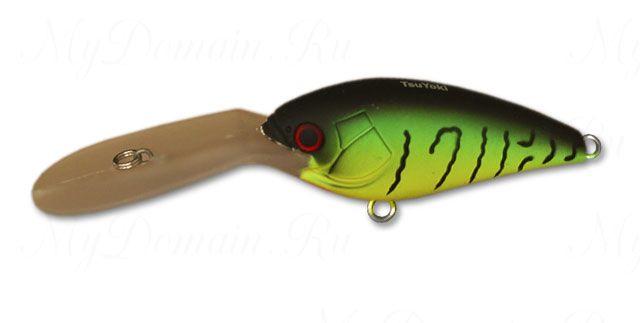 Воблер TSUYOKI PLOW 75F 282