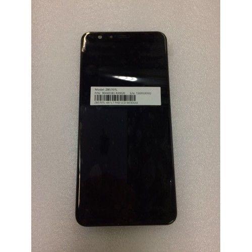 LCD (Дисплей) Asus ZB570TL ZenFone Max Plus (M1) (в сборе с тачскрином) (в раме) (black) Оригинал