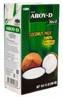 Кокосовое молоко Aroy D 60% кокоса, 17-19% жирности - 500 мл - тетрапак