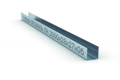 Профиль направляющий потолочный Knauf ПН 28х27 мм