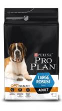 ПРО ПЛАН для собак крупных пород мощного телосложения  Курица Рис, 14 кг