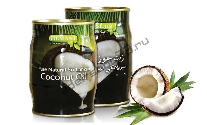 Hemani - Кокосовое масло 400 мл