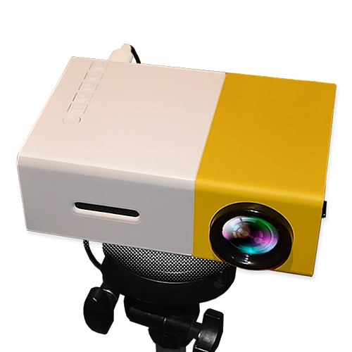 Мини - проектор LED Proektor YG300