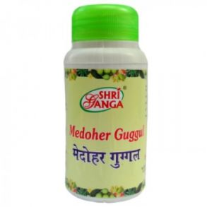 Медохар гуггул (Medohar guggul), 50 грамм - 100 таблеток