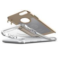Чехол Spigen Hybrid Armor для iPhone 8 золотой