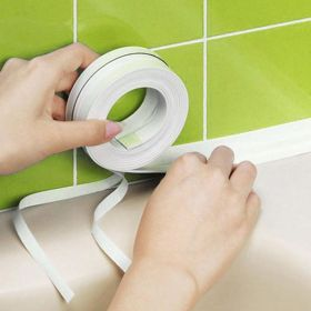 Бордюрная лента для ванны и раковины