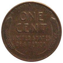 1 цент США 1967 г.