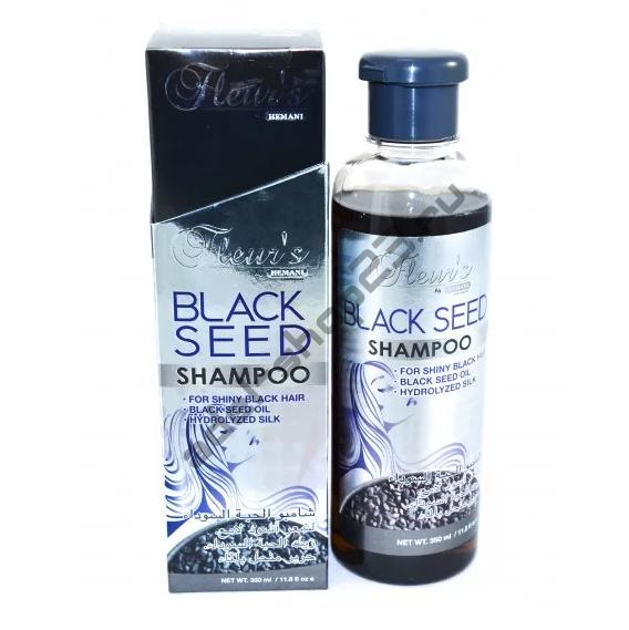 Hemani - Шампунь с черным тмином 350 мл