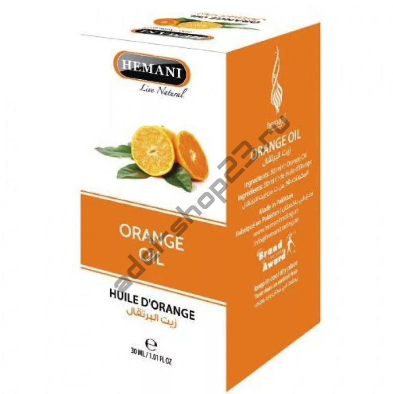 Hemani - Масло апельсин , 30 мл