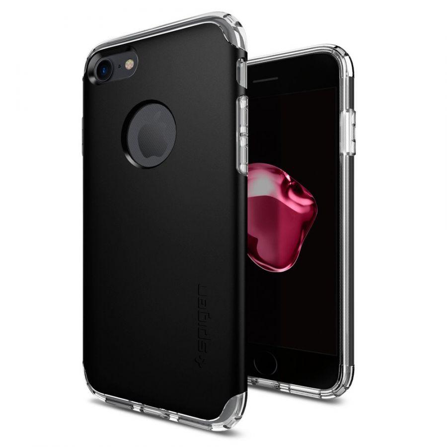 Чехол Spigen Hybrid Armor для iPhone 8 черный