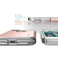 Чехол Spigen Tough Armor для iPhone 8 розовое золото