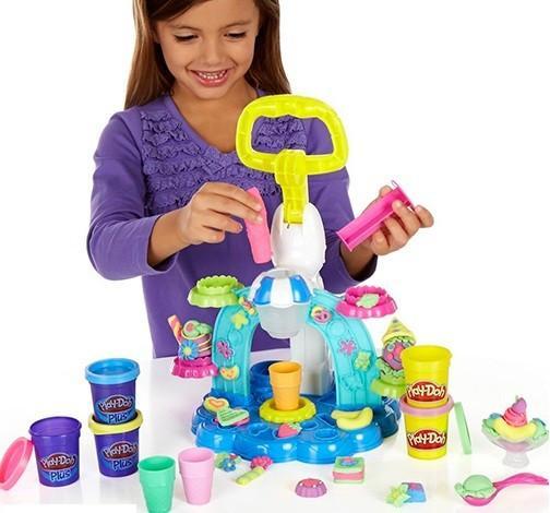 Набор пластилина Play-Doh Фабрика Мороженого
