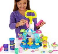 Набор пластилина Play-Doh Фабрика Мороженого купить недорого