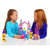 Игровой набор пластилина Play-Doh Чудесный замок Авроры купить недорого