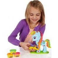 Игровой набор Hasbro PLAY DOH Стильный салон Рэйнбоу Дэш купить недорого