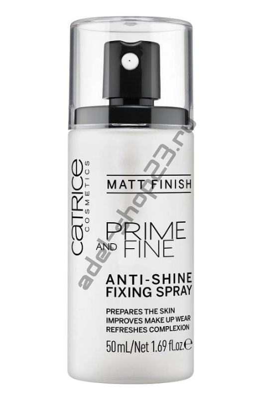 Catrice - Prime And Fine Anti-Shine Fixing Spray