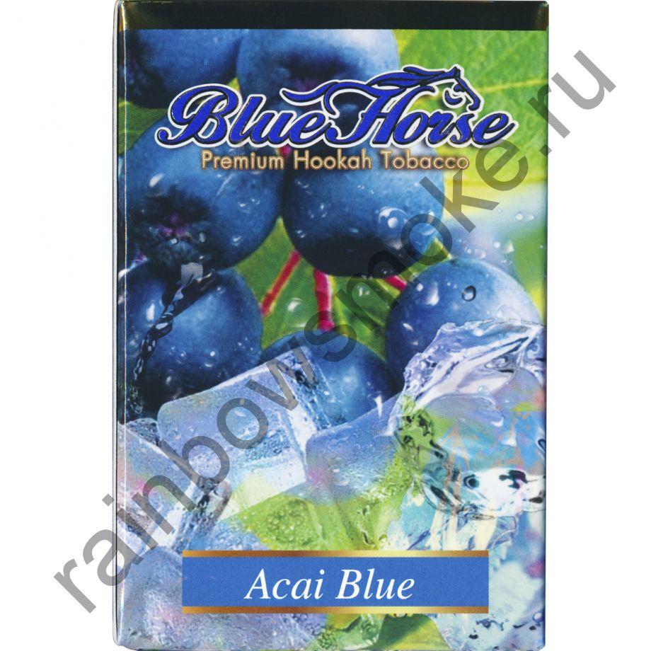 Blue Horse 50 гр - Acai Blue (Асай Синие)
