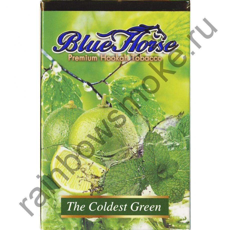 Blue Horse 50 гр - The Coldest Green (Зеленая Свежесть)