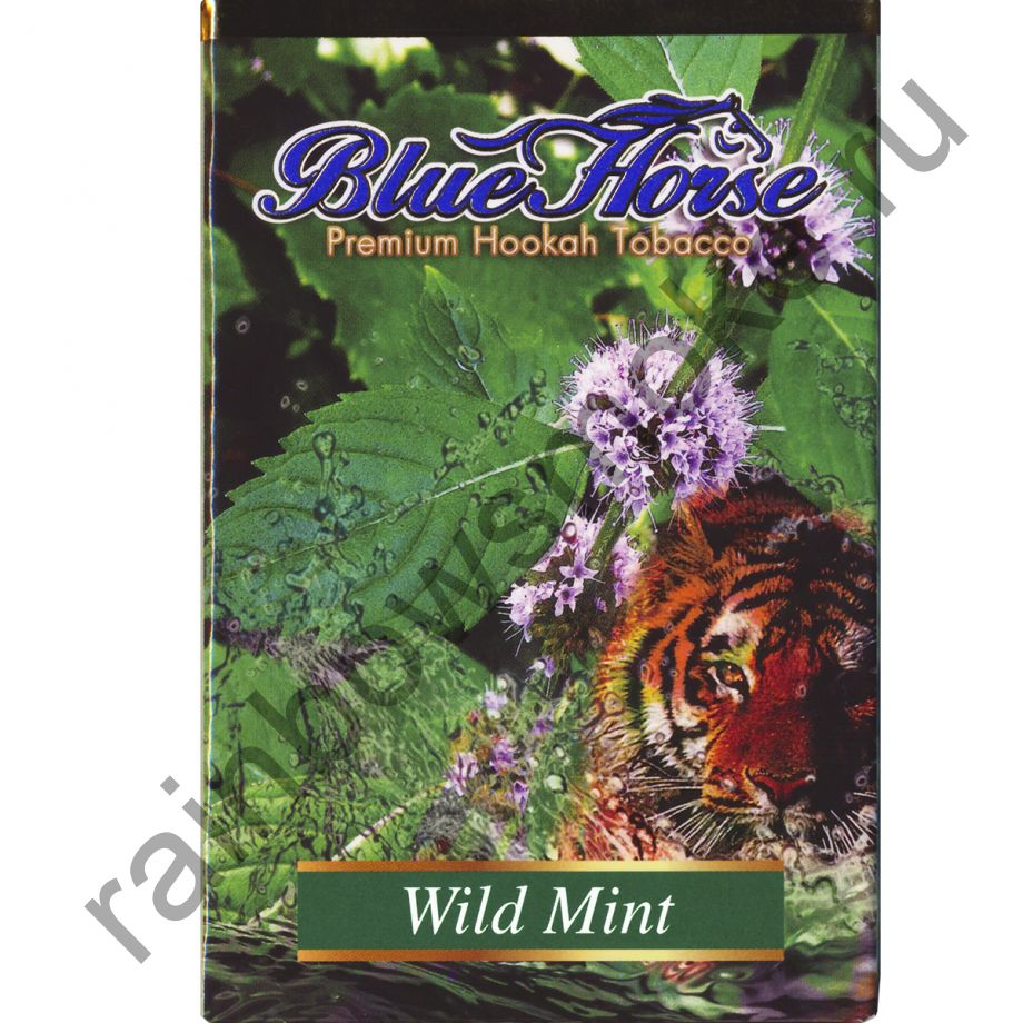 Blue Horse 50 гр - Wild Mint (Дикая Мята)