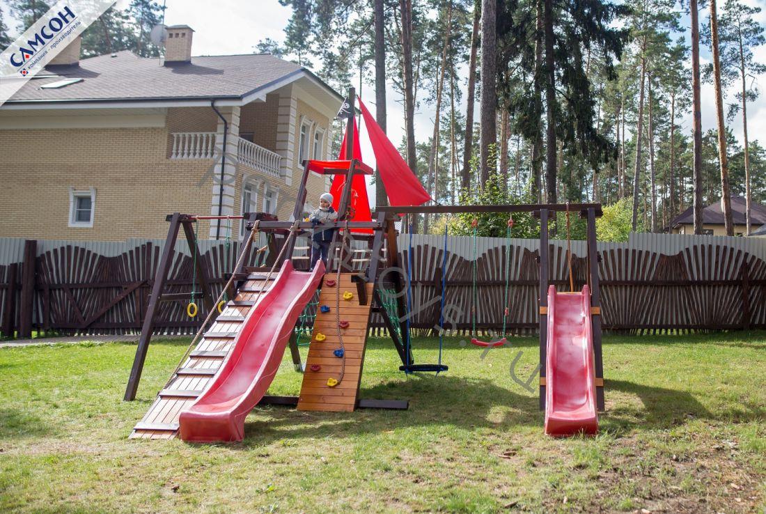 Детская игровая площадка Самсон Каравелла