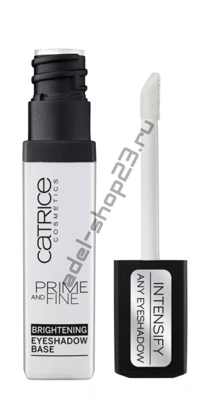 Catrice - База под тени Prime And Fine Brightening Eyeshadow Base