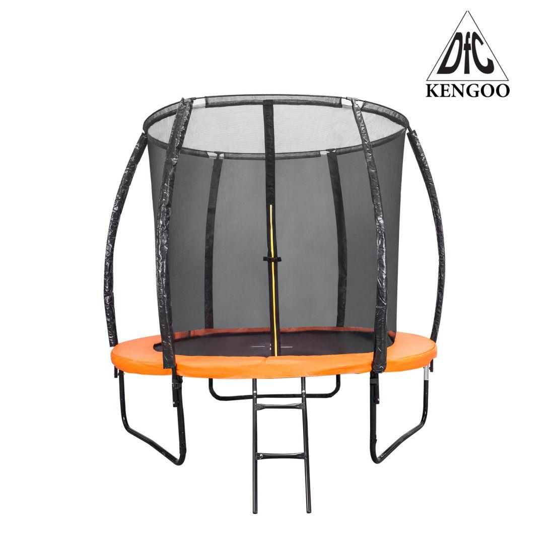 Батут DFC KENGOO 6 футов (183 см)