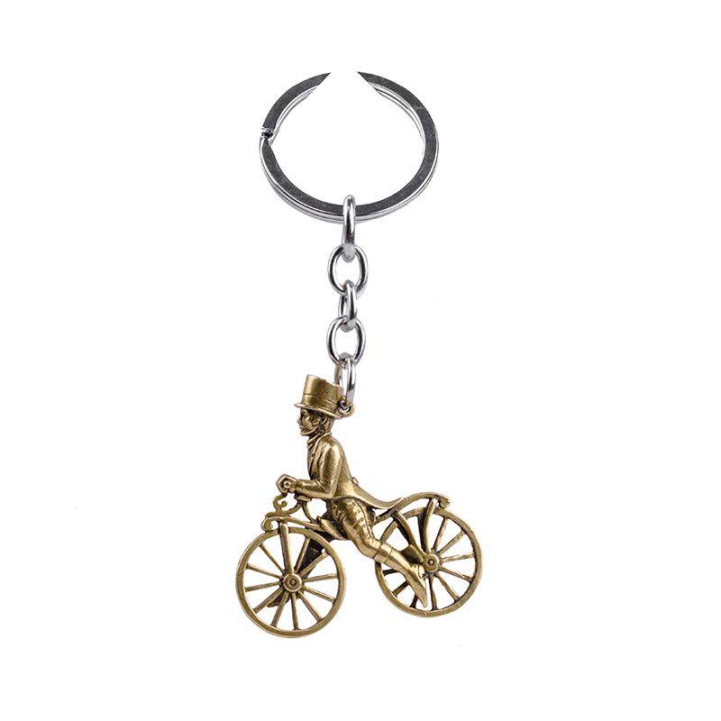"""Брелок """"Велосипедист"""""""