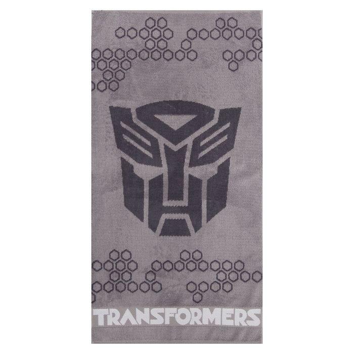 Детское полотенце Трансформеры
