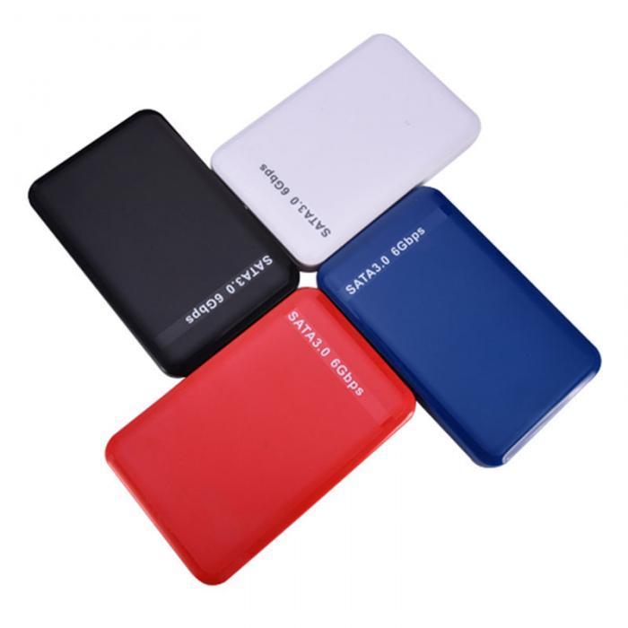 """Внешний корпус для жесткого диска HDD Box 2.5"""" SATA USB3.0 PXB-M8"""