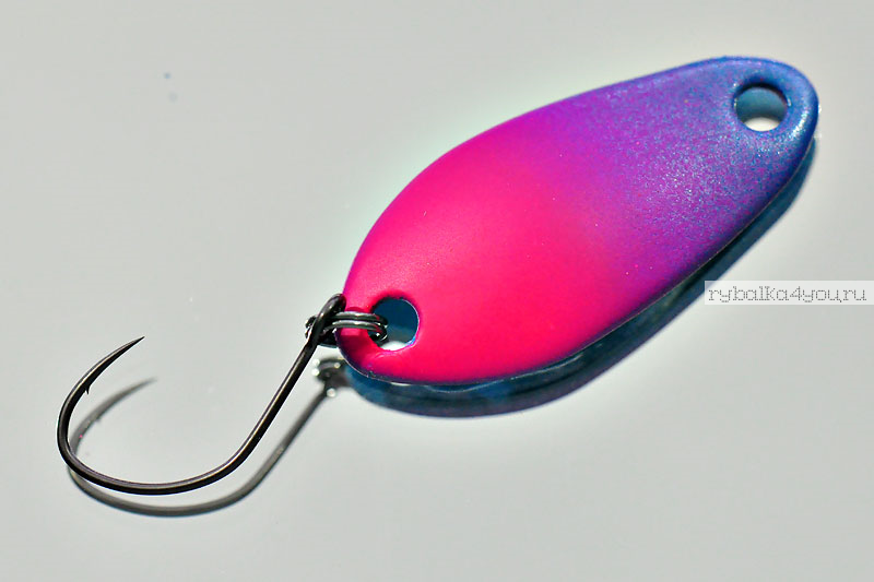 Блесна колеблющаяся Silver Bream MS Buggy 3,6гр/ цвет 429
