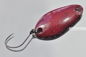 Блесна колеблющаяся Silver Bream MS Buggy 3,6гр/ цвет 520