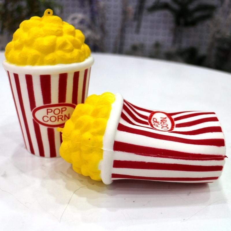 Сквиши попкорн