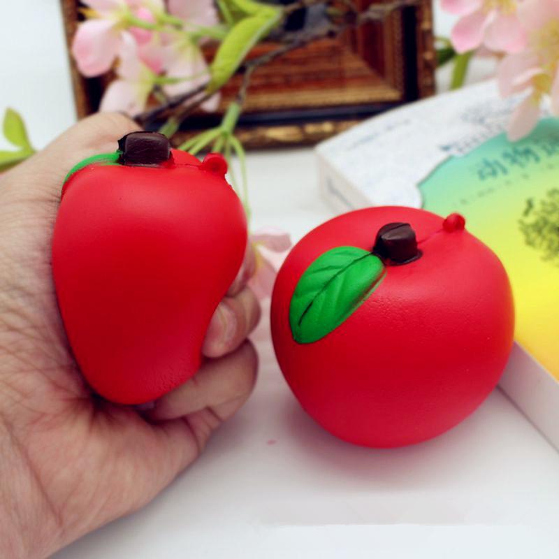 Сквиши яблоко