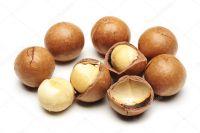Макадамия орех в скорлупе 3А