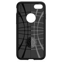 Чехол Spigen Rugged Armor для iPhone 7 черный