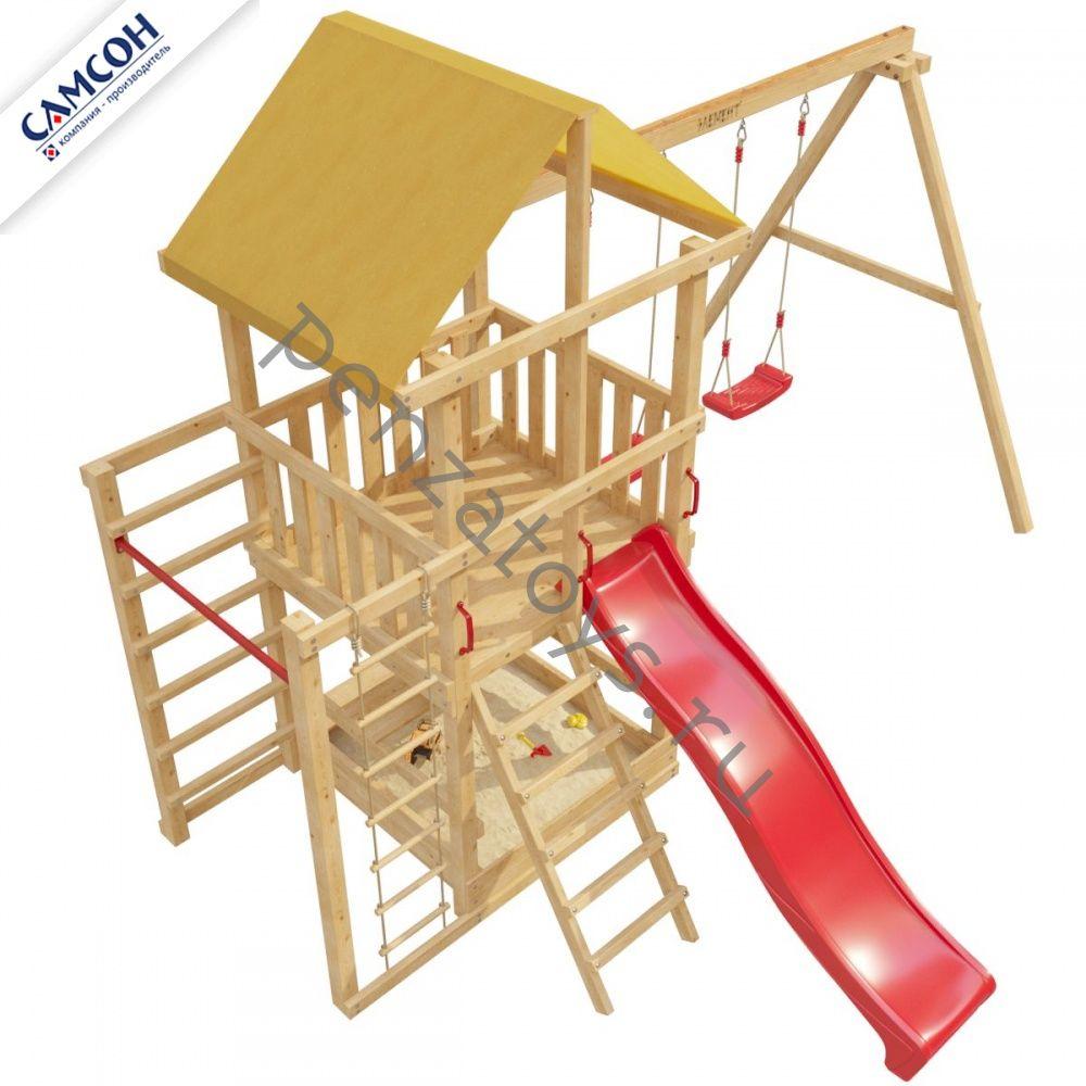 Игровая детская площадка Элемент-5