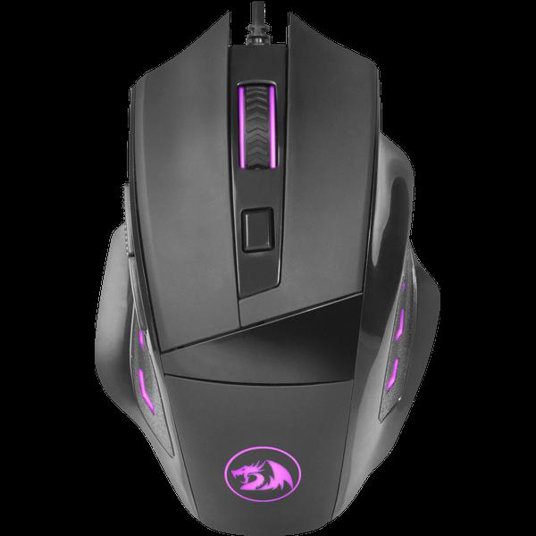 Игровая проводная мышь Redragon Phaser