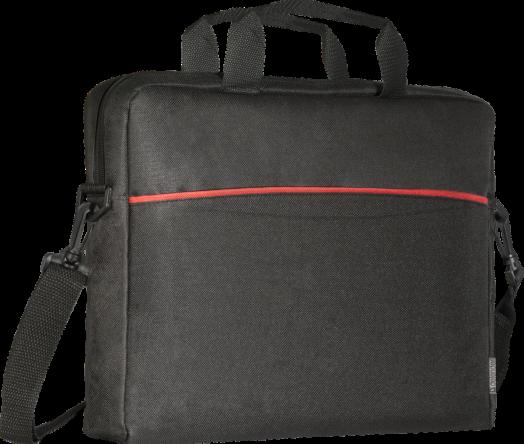 "Сумка для ноутбука Lite Defender 15.6"" черный, карман"