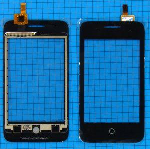 Тачскрин Alcatel 4022D OneTouch Pixi 3 (black) Оригинал
