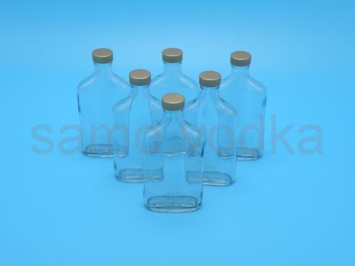 "Бутылка ""Фляжка "" 0,25 л"
