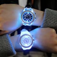 Светящиеся женские часы