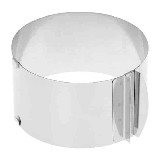 Кольцо с регулировкой размера 20-40см