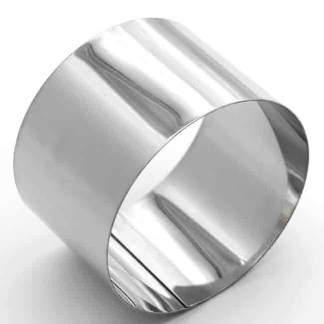 Кольца металлические