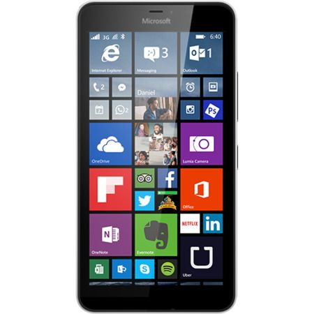 Microsoft Lumia 640 XL Single / Dual SIM