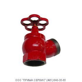 Клапан пожарный РПТК-65