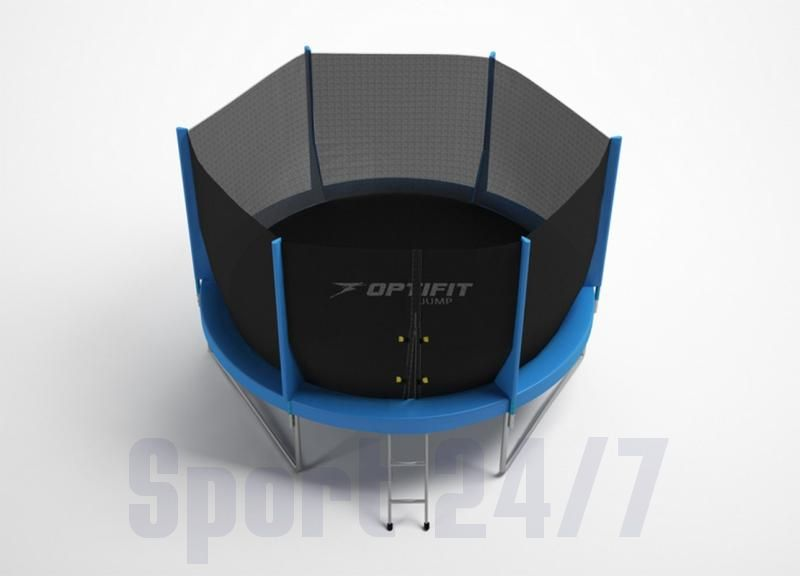 Батут OPTIFIT JUMP 6FT синий