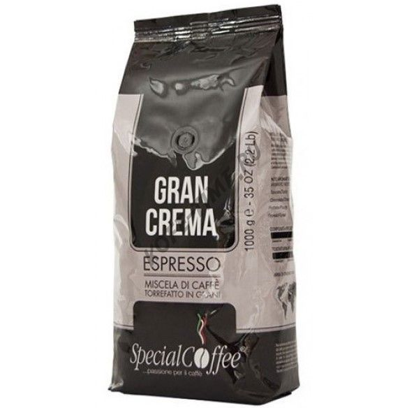 Кофе SpecialCoffee Gran Crema, 1 кг.