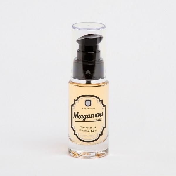 Масло для волос Morgan`s